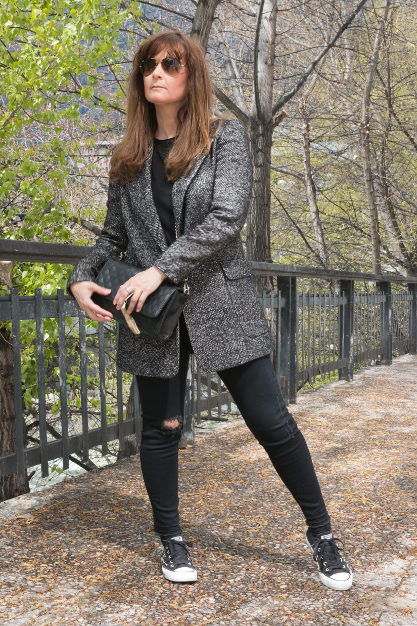 Pantalon Negro-19